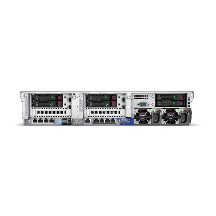 HP ProLiant DL380 (Intel Xeon Bronze, 16 GB, 1.9 GHz)