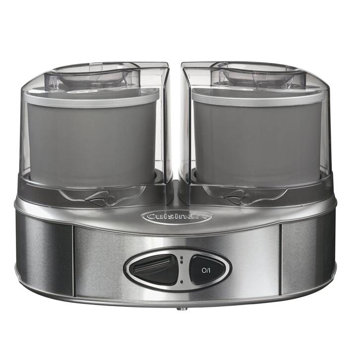 CUISINART ICE40BCE Glacemaschine Duo (2 l)