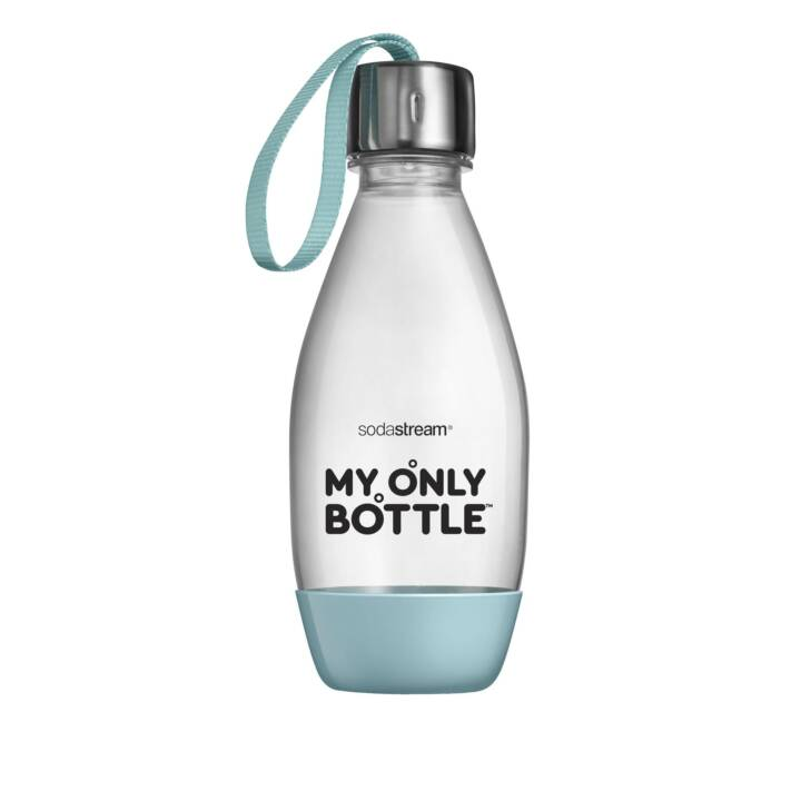 SODASTREAM Kunststoff-Flasche My Only Bottle Icy Blue (500 ml)