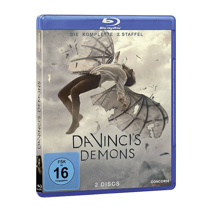 Da Vinci's Demons Saison 2 (DE, EN)