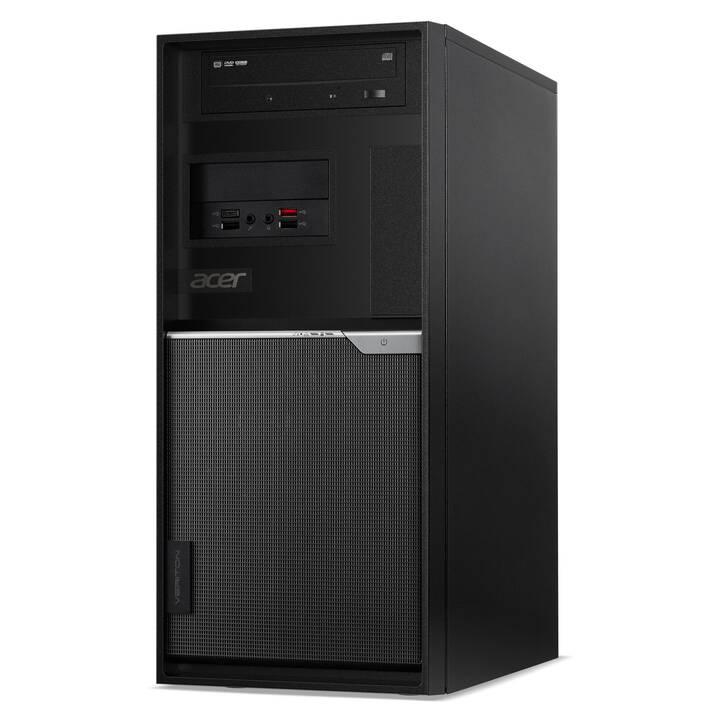 ACER Veriton K8-660G (Intel Xeon E-2274G, 32 GB, 1000 GB SSD, 2000 GB HDD)