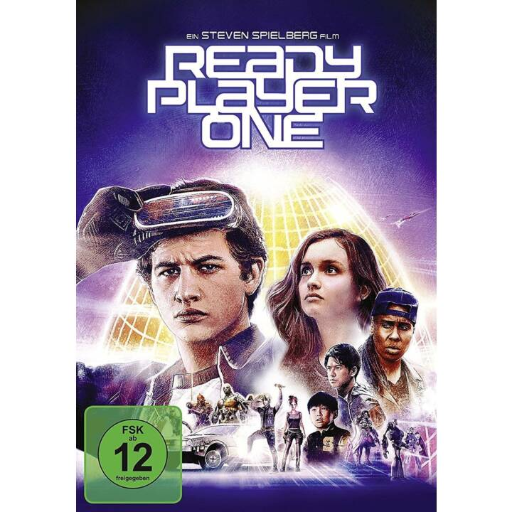 Ready Player One (DE)