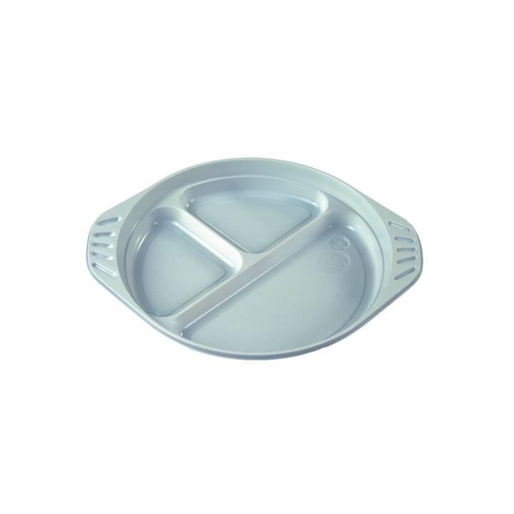 PAPSTAR piatti monouso (21.9 cm, 100 x)