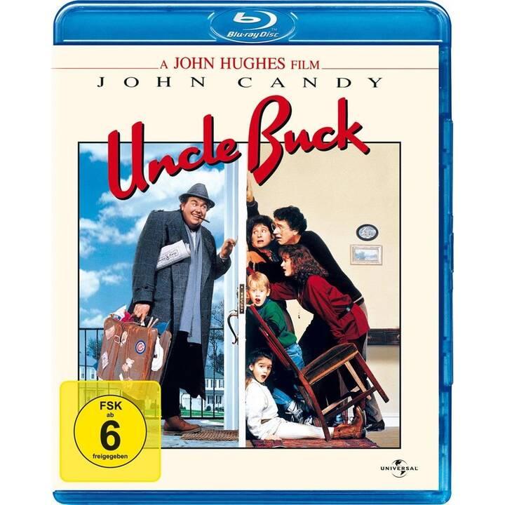 Allein mit Onkel Buck (IT, ES, PT, DE, RU, EN, FR)