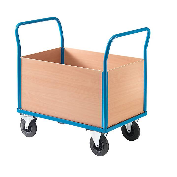 EUROKRAFT Wagon plat (500 kg)