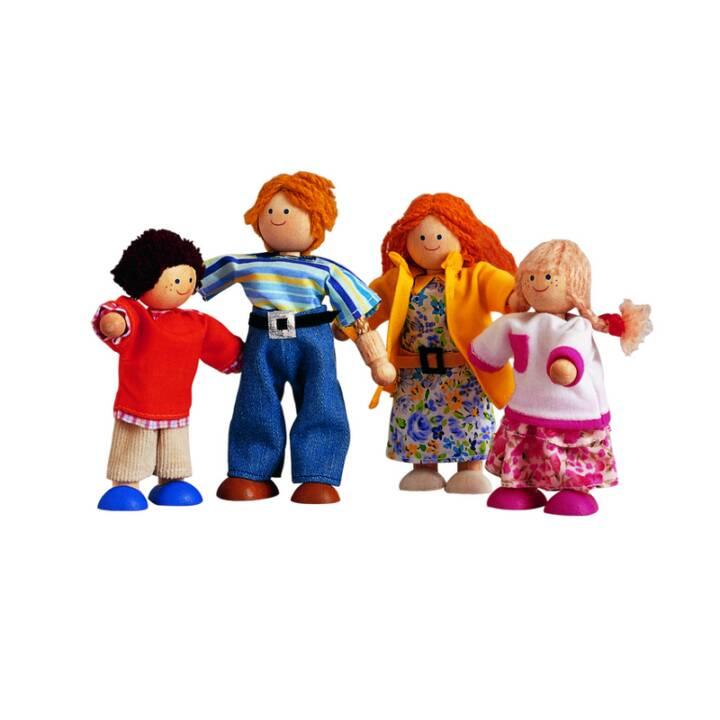 PLANTOYS Puppenfamilie modern