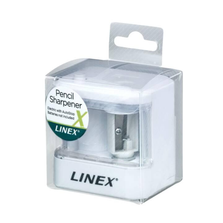 LINEx Elektrischer Spitzer Weiss