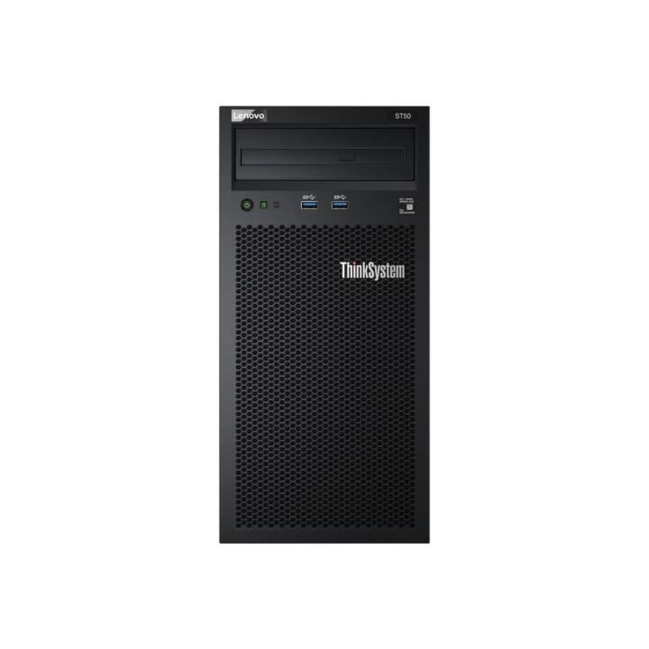 LENOVO ThinkSystem ST50 (Intel Xeon E-2124G, 8 GB, 4 TB HDD)