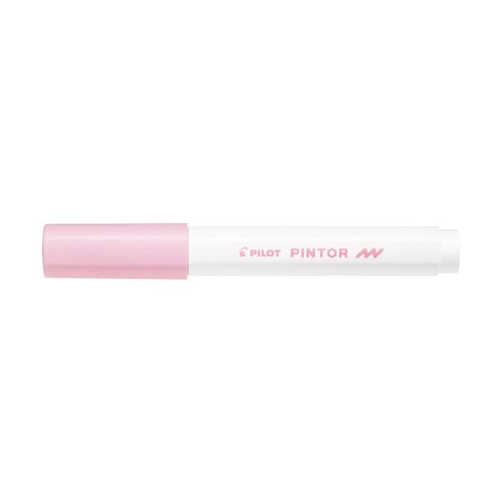 PILOT PEN Marker Pintor F pastell pink