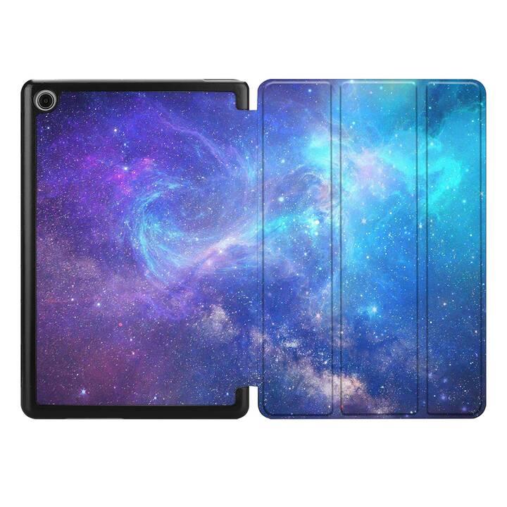 "EG MTT custodia per HUAWEI MediaPad M6 8.4"" 2019 - universo"