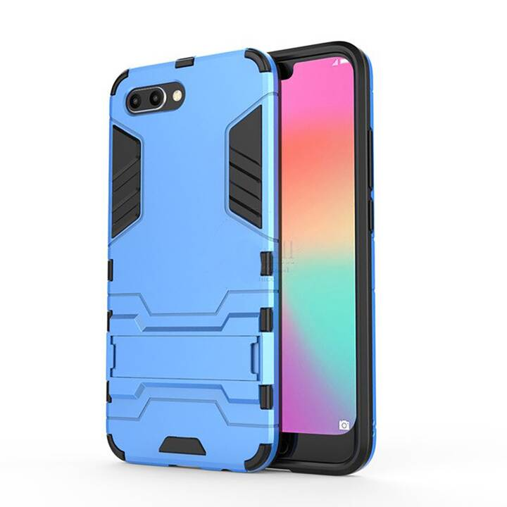 EG Mornrise Backcover con Kickstand per Huawei Honor 10 - Sky Blue