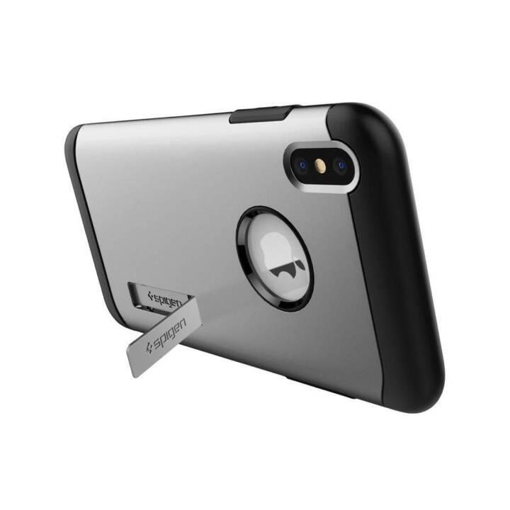 SPIGEN Couverture arrière Slim Armor iPhone XS