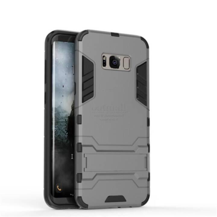 EG Backcover f¨ür Samsung Galaxy S8 Grey