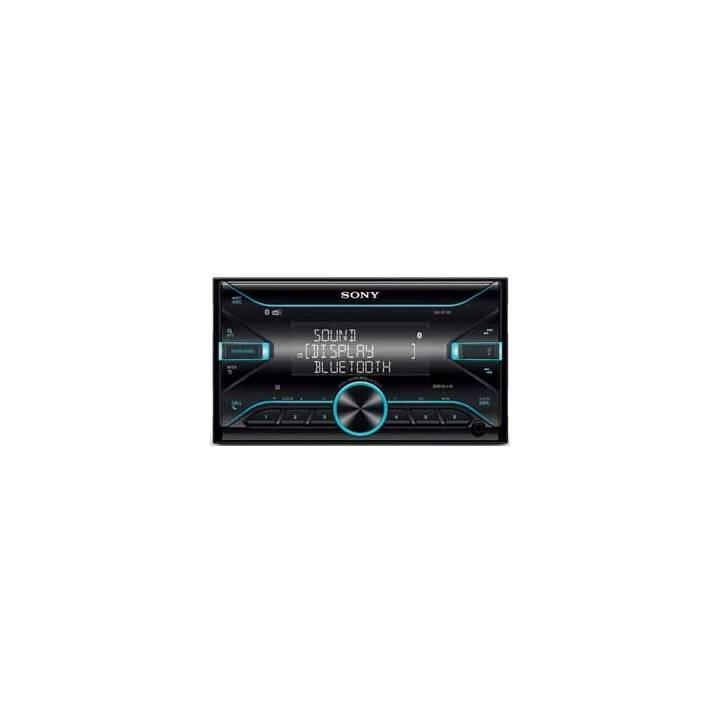 SONY DSX-B710D (Noir, Bluetooth)