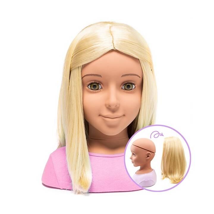 I'M A GIRLY Styling Head Ella