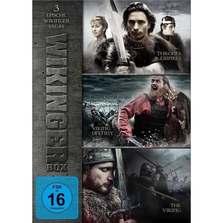 Wikinger Box - Thrones & Empires / Viking Destiny / The Viking (DE, EN)