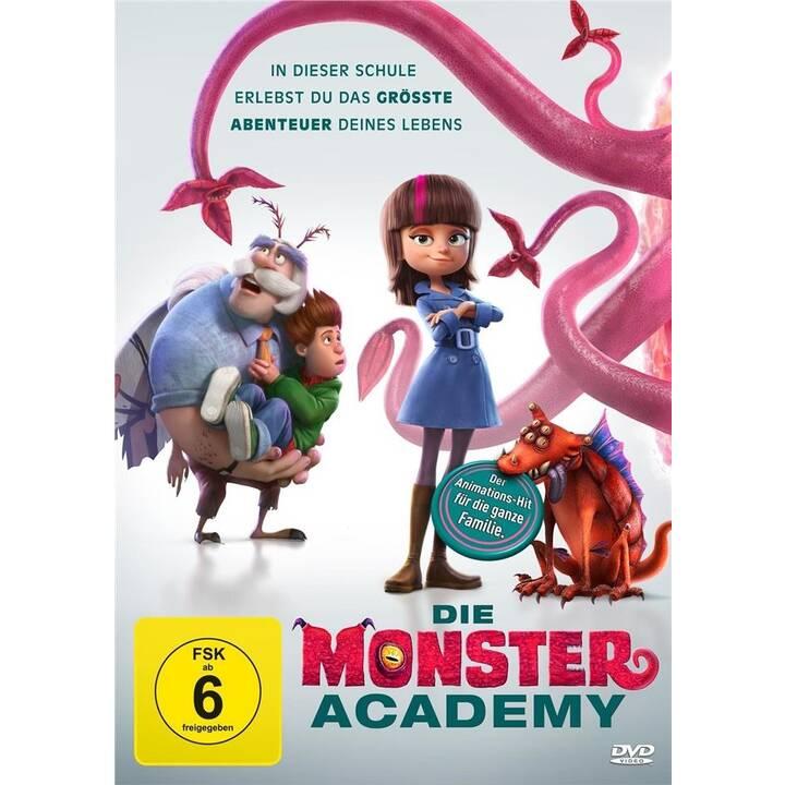 Die Monster Academy (DE, EN)