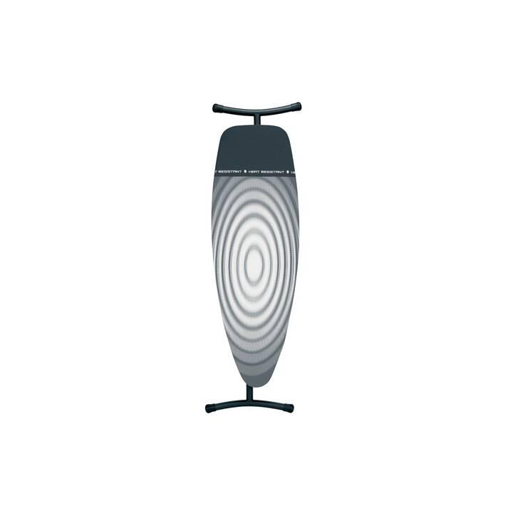 BRABANTIA Titan Oval Tavolo da stiro (470 mm x 85 mm, 1 pezzo)