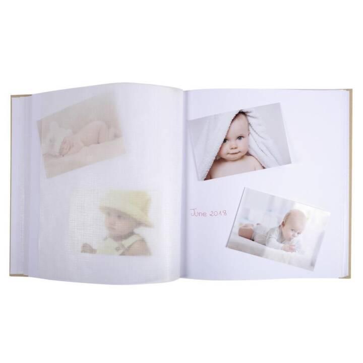 EXACOMPTA PILOO Fotoalbum (Rosa, 290 mm x 320 mm)