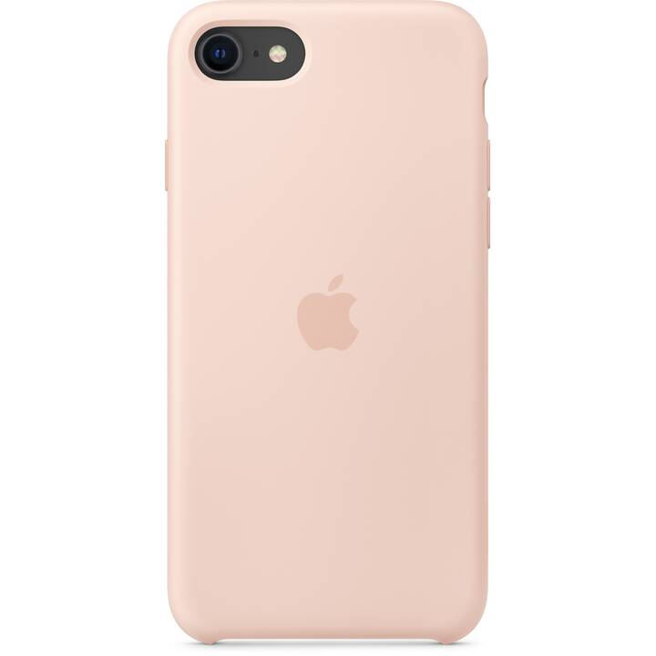 APPLE Backcover MXYK2ZM/A (iPhone SE, Sabbia, Pink)