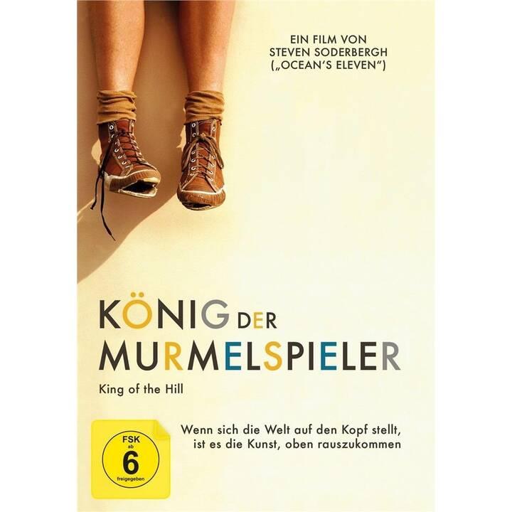 König der Murmelspieler - (Mediabook) (DE, EN)