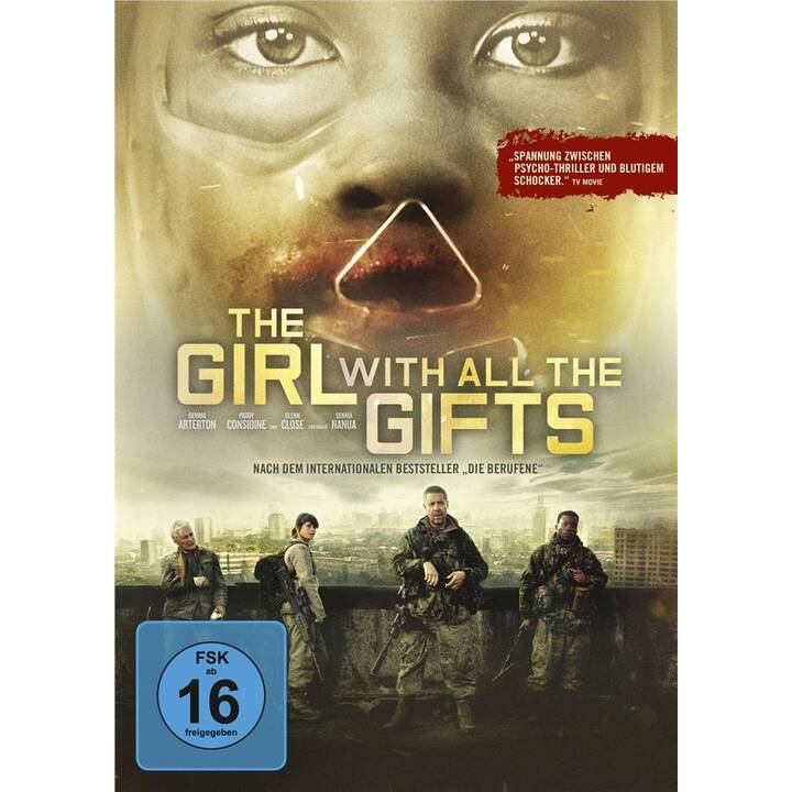 The Girl with All the Gifts (DE, EN)