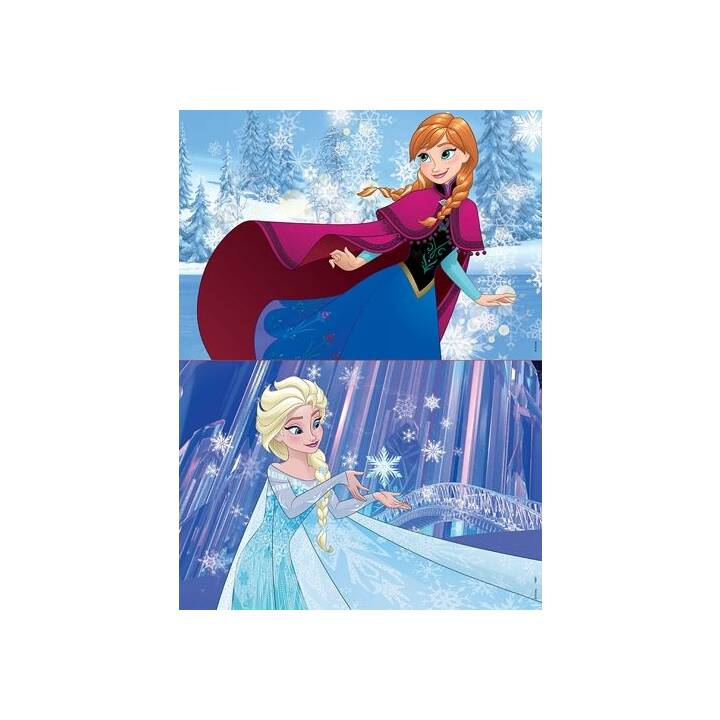 EDUCA Frozen Puzzle (2 x 25 pièce)