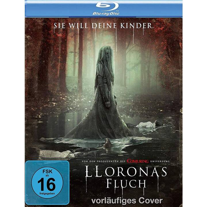 Llornonas Fluch (DE, EN, FR, IT, Espagnol)
