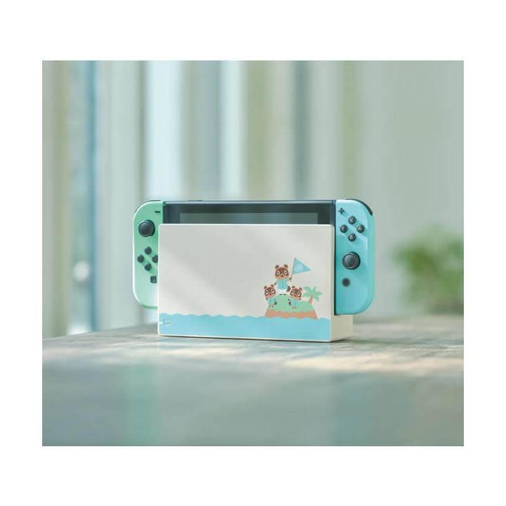NINTENDO Switch Animal Crossing - New Horizons Edition 32 GB (IT, DE, EN, FR)