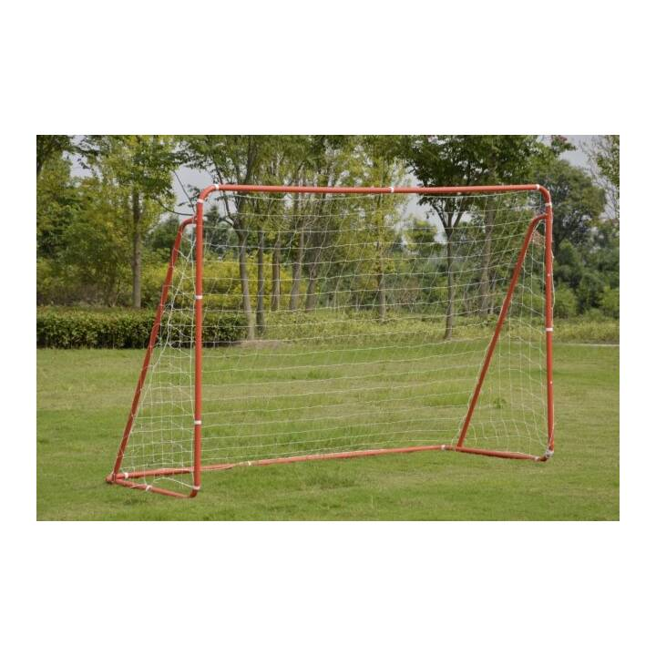 INTERDISCOUNT  Cage de football (Rouge)