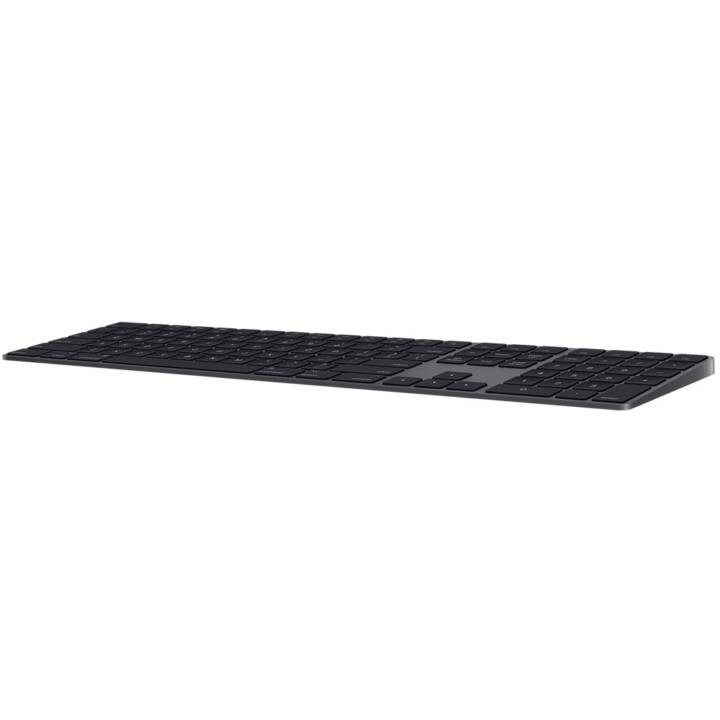 APPLE Magic Keyboard mit Nummerblock Space Grey