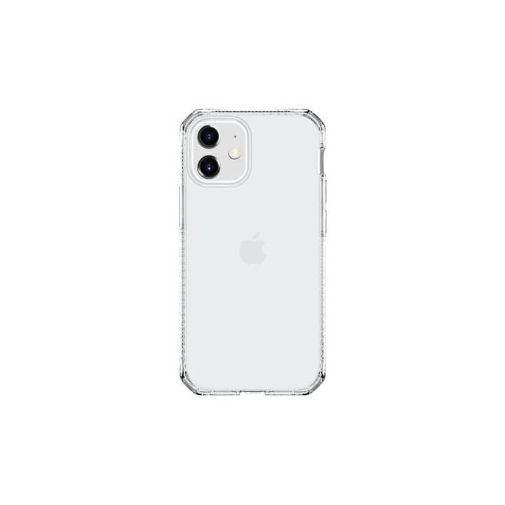 ITSKINS Backcover Hybrid Clear  (iPhone 12 Mini, Transparente)