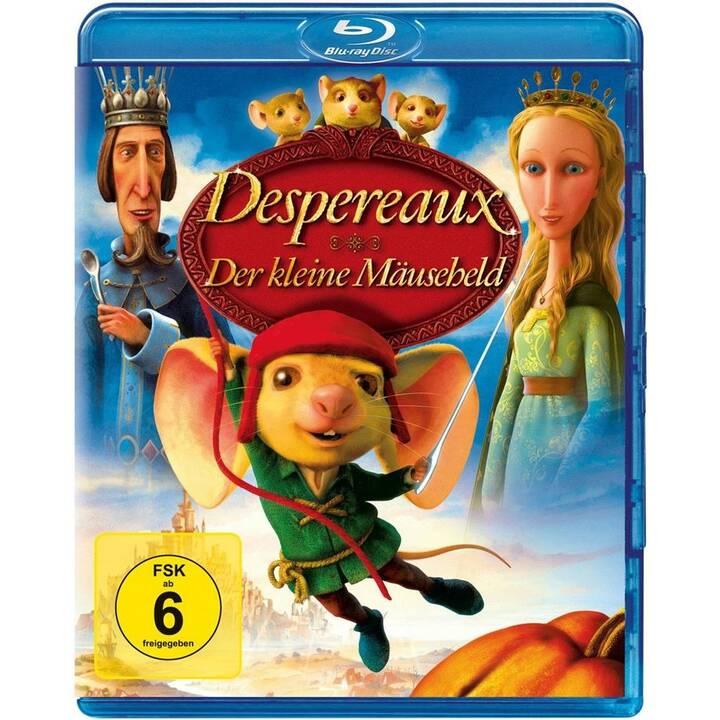 Despereaux - Der kleine Mäuseheld (IT, ES, DE, NL, EN, FR)