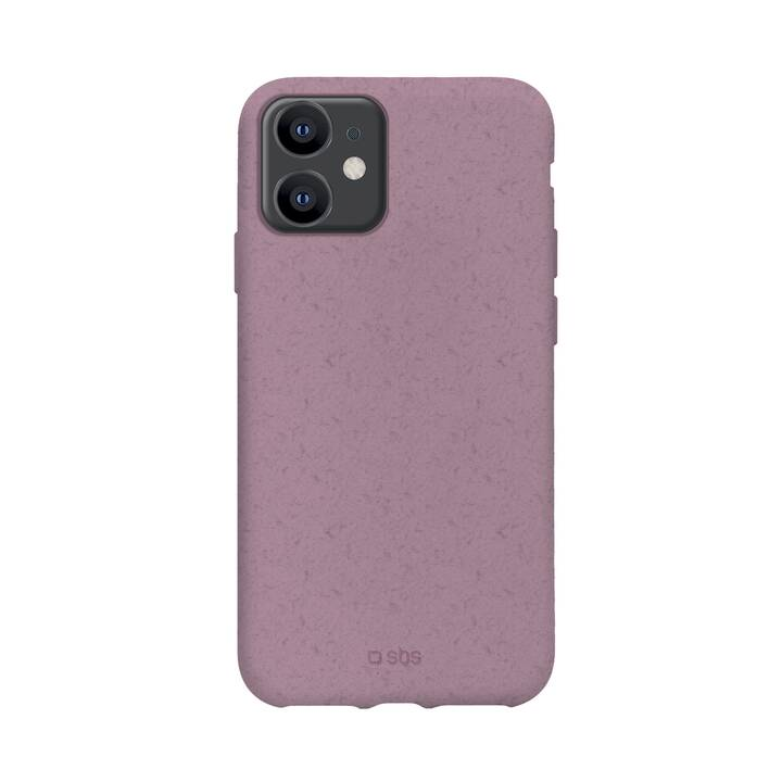 SBS Backcover Eco (iPhone 12, iPhone 12 Pro, Pink)