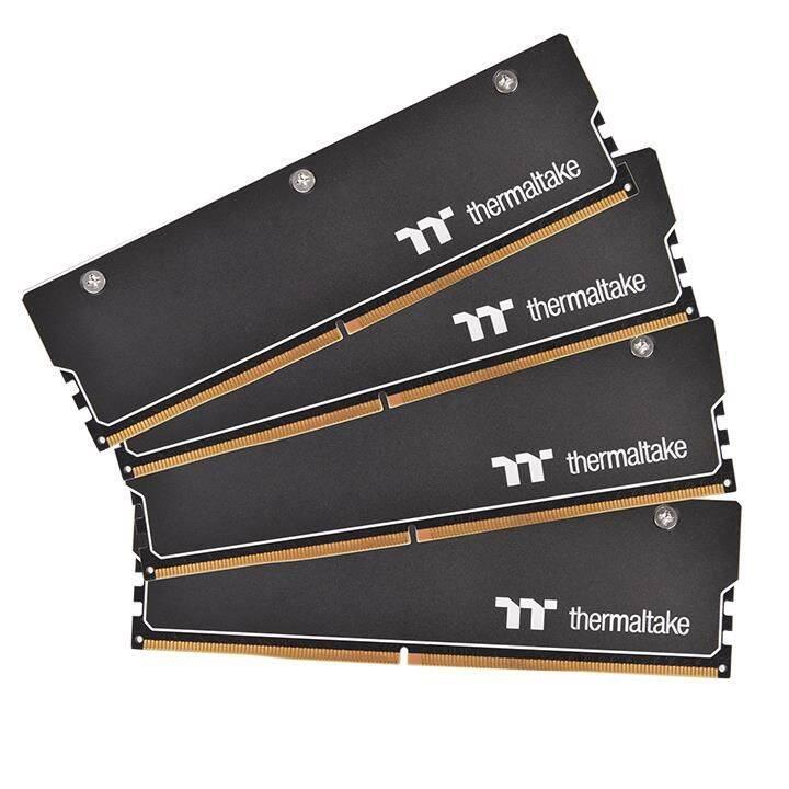 THERMALTAKE WaterRam RGB (4 x 8 Go, DDR4-SDRAM, DIMM 288-Pin)