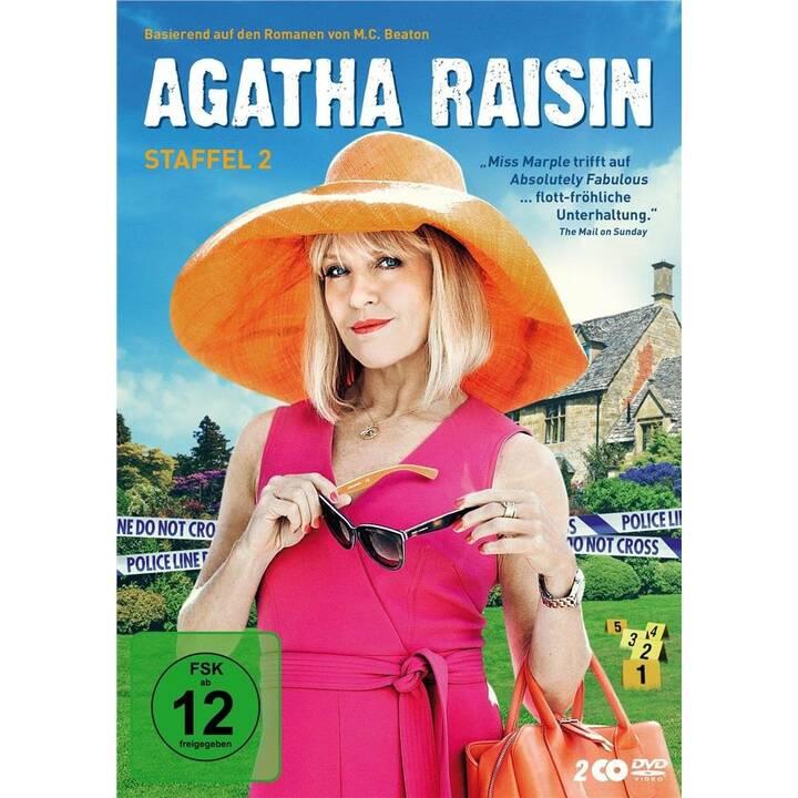 Agatha Raisin (DE, EN)