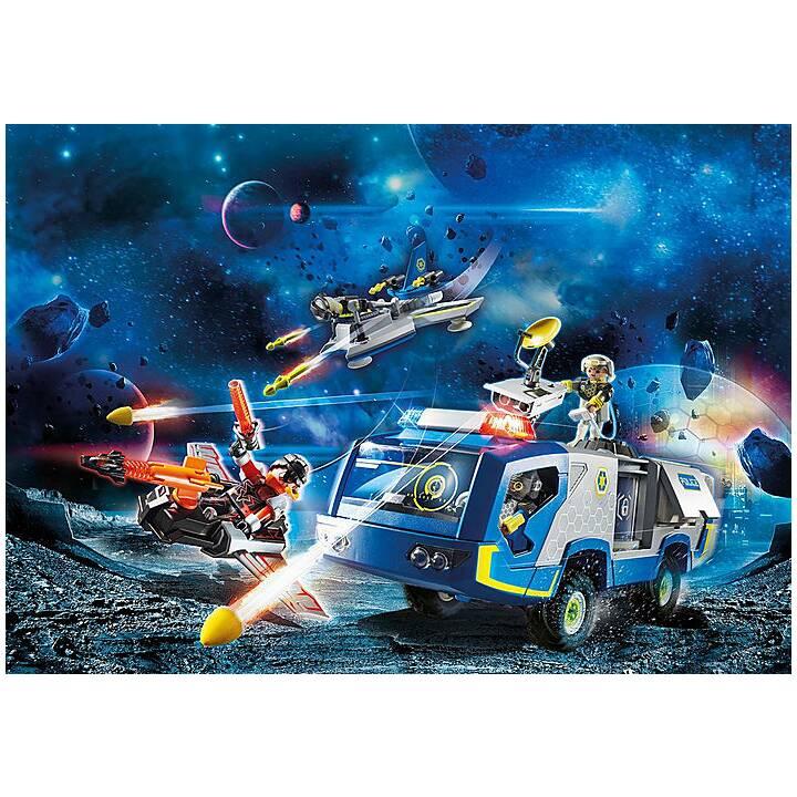 PLAYMOBIL Galaxy Police Blindato della Pattuglia Galattica (70018)