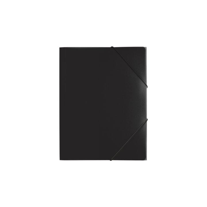 PAGNA chemise à élastique A4 noir