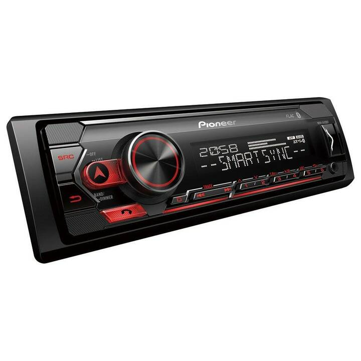 PIONEER CAR MVH-S420BT (Noir, Bluetooth)
