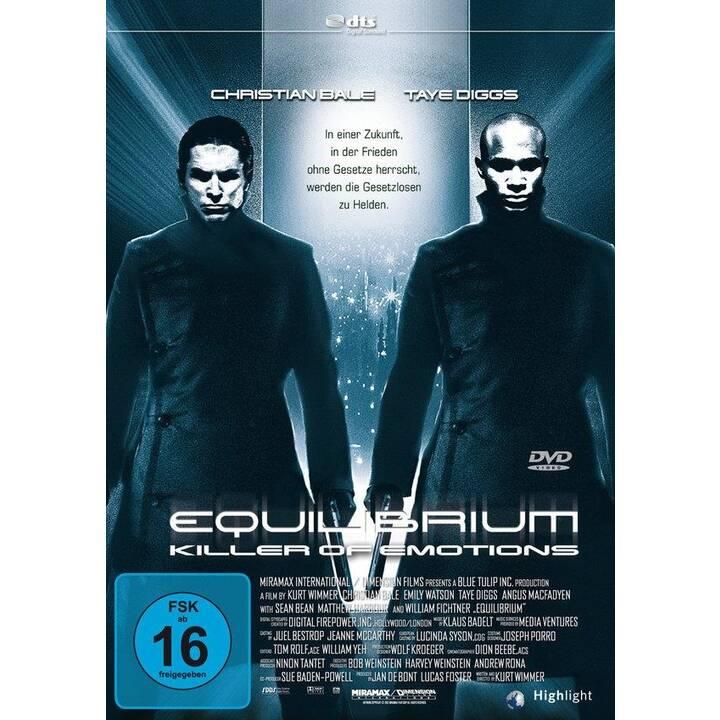 Equilibrium (EN, DE)