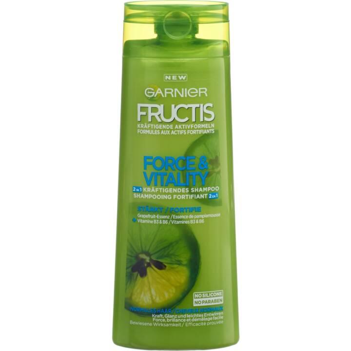 GARNIER Fructis Shampoo Force & Vitality 250 ml
