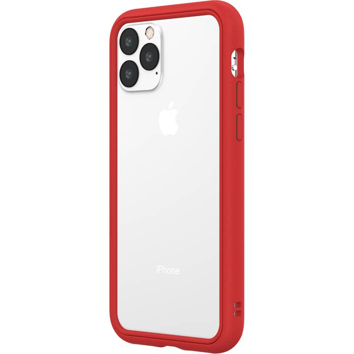 RHINOSHIELD Backcover CrashGuard NX (iPhone 11 Pro, Rot)