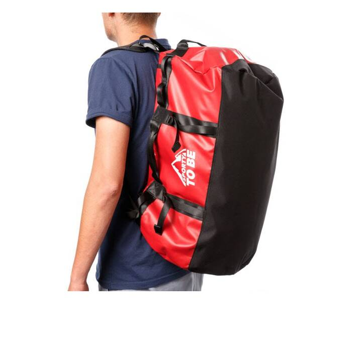 SPORTY TO BE Sac de voyage Small (50 l, Rouge)