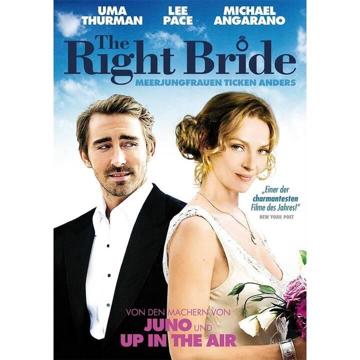 The Right Bride - Meerjungfrauen ticken anders (DE, EN)