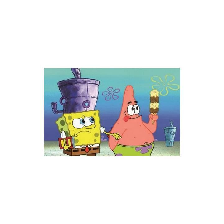 SpongeBob Schwammkopf - Wikinger Abenteuer (ES, DE, NL, FR, EN)
