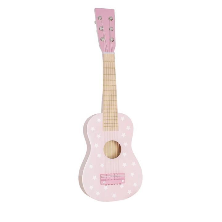 Gitarre pink null