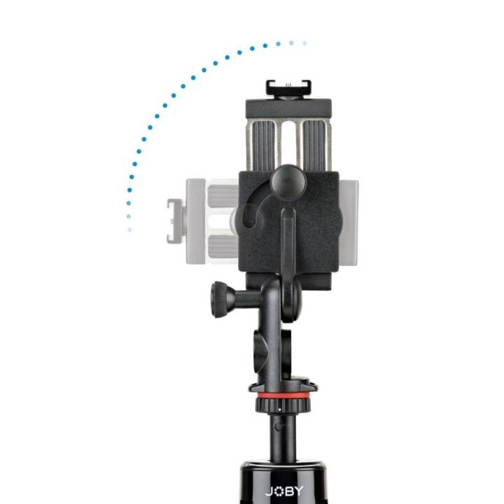 JOBY GripTight PRO TelePod Stativ (Schwarz)