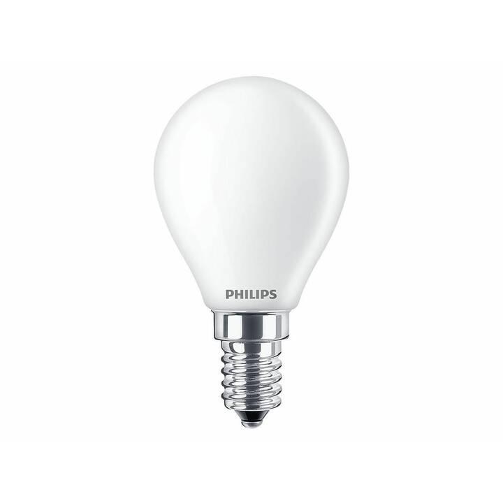 PHILIPS Lampe (LED, E14, 6.5 W)