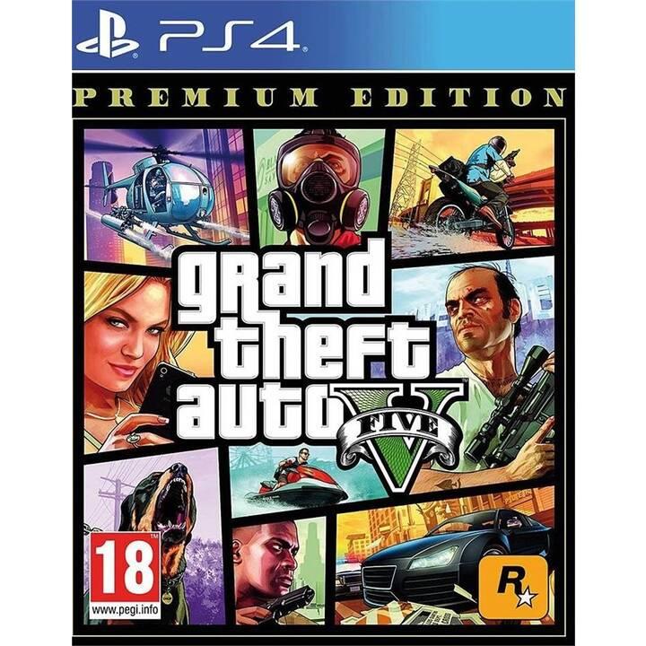 GTA V: Premium Edition (DE)