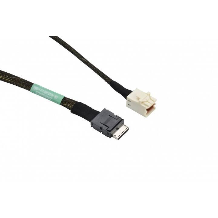 SUPERMICRO Cavo di rete (Mini-SAS HD, SFF-8611, 57 cm)